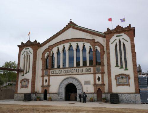 Dimunge 9 de març – Visita Celler Cooperatiu i Castell de Falset