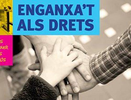 """AFAT participarà a l'acció de DINCAT """"Els nostres Drets no Cauran"""""""