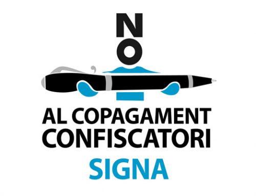 Les famílies del TEB recullen 3.450 signatures per a l'ILP contra el Copagament Cofiscatori