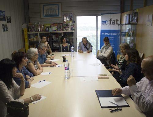 AFAT inaugura el seu primer Grup de Suport de Germans