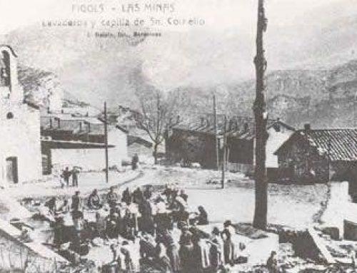 AFAT et proposa una excursió i visita guiada al museu i mines de Cercs el diumenge 30 de novembre de 2014